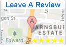 Google Places Review Banner