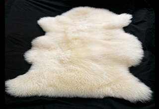 Sheepskin - small (dry clean)