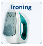 Ironing in London, Ironing Only