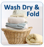 Wash Dry and Fold